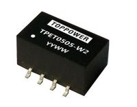 0.25W Miniature surface mounted DC/DC Converters