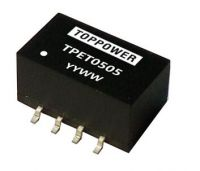 SMD DC-DC Converter / TPET / 1W / 1KVDC Isolation / Single Output, powered converter