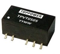 Sell 1W SMD DC/DC Converters/TPVT0505 powered converter power supply
