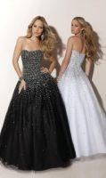 Full Skirt Prom Dresses