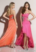 Elegant Sweetheart Beaded Lace Crystal Floor Length A-line ChiffonEvening dress