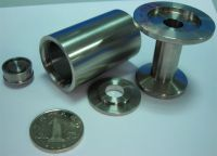 precise processing of various metal and plastic and rubber