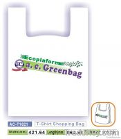 T-Shirt Shopping Bag AC-T1621 OEM