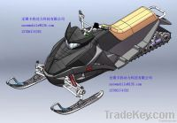 snowmobile snow scooter snow mobile