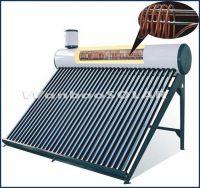 Pre-Heated Solar Water Heater (WB-IP01)