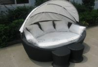 Indoor Outdoor Patio Garden Furniture with Chaise Lounger
