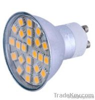 LED Aluminum Housing SMD Series, GU10 Series