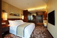 hotel double bed room bed/contemporary hotel bed