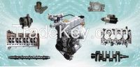 Engine assembly for chinese mini truck & mini vans
