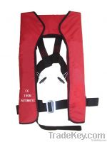 CE Inflatable Life jacket