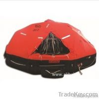 Davit-launched  Inflatable liferaft