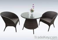 Rattan Wicker Table