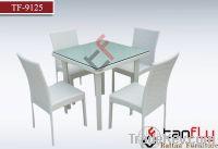TF-9125 Outdoor wicker dining set/patio dining set