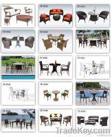 living room wicker furniture set