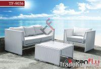 TF-9036 Outdoor rattan furniture set/wicker sofa