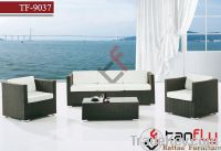 TF-9037 Garden fashion sofa set/wicker sofa set
