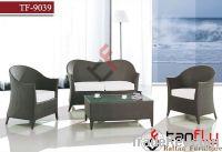 TF-9039 Popular patio rattan sofa set