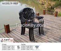 Cast Aluminum Garden Furniture