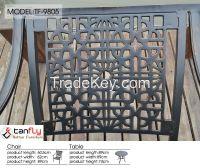 2015 Cast Aluminum Furniture.