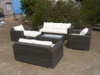 5PC Outdoor Conversation Sofa Sets