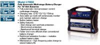 Fully Automatic Multi-Stage Battery Charger for 12 Volt Batteries