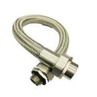 Liquid tight flexible explosion proof conduit