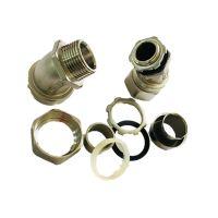 45 Degree liquid tight flexible conduit connectors