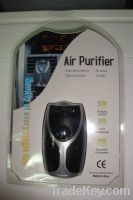 Mini Car Plasma Ionizer Freshener