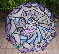 2011 Britto umbrella by Heyswholesale price, free shipping
