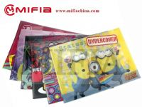 PP Envelop Folder With Uv Printing| MIFIA