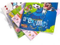 Plastic Productive Book Jacket Covers with Hologram | MIFIA