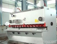 cnc hydraulic guillotine shearing  machine, guillotine shear