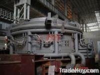 AC electrical arc furnace