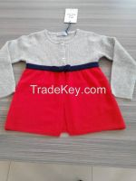 Baby cashmere clothes, sweater , pullover, leggings
