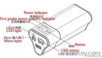 Power Bank charger station for ipad phone camera 6600mah