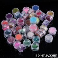 45 Color 3D Nail Art Acrylic Powder Manicure Nail Tips