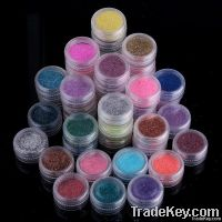 45 Color 3D Nail Art Acrylic Powder Manicure Nail Tips