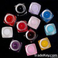 12 Color Nail UV Gel + Nail Brush