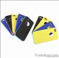100% TPU elastic +PC case for phone