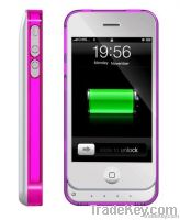 colorful bumper power pack for iphone4