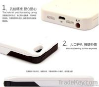 2000mah 2000mah Backup Battery Case for iPhone 5 Case for iPhone 5