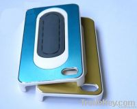 The ocean blue silica gel mobile phone protective case