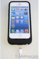 Patented Design Battery Case for iPhone 5