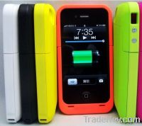 2000mAh Battery Case For iPhone 4/4s