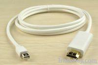 .8m Mini DisplayPort DP to HDMI cable For MacBook Pro Air