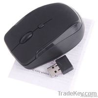 2.4GHz Wireless Mouse, Optical Mouse, DPI-Adjustable
