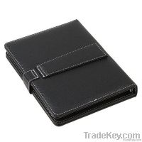 """USB Keyboard & Leather Cover Case Bracket Bag for 8"""" Tablet PC MID PDA"""