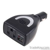 Car inverter charger Power adapter 75W Car Power Inverter Charger