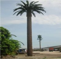 Camouflaged Palm Tree Tower