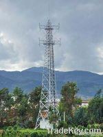 Self Supporting Angular Tower
